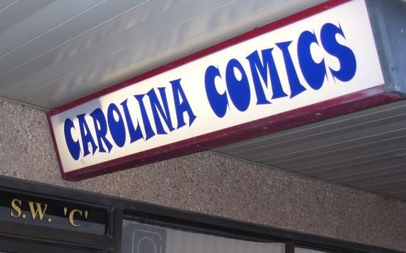 Carolina Comics: 305 SW C Ave, Lawton, OK