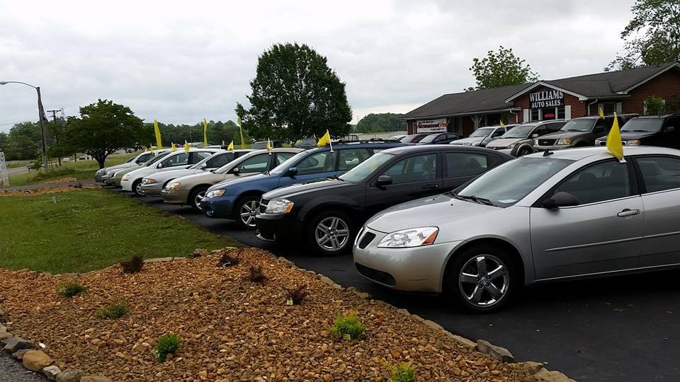 Contact Marick Auto Sales LLC: Williams Auto Sales, LLC