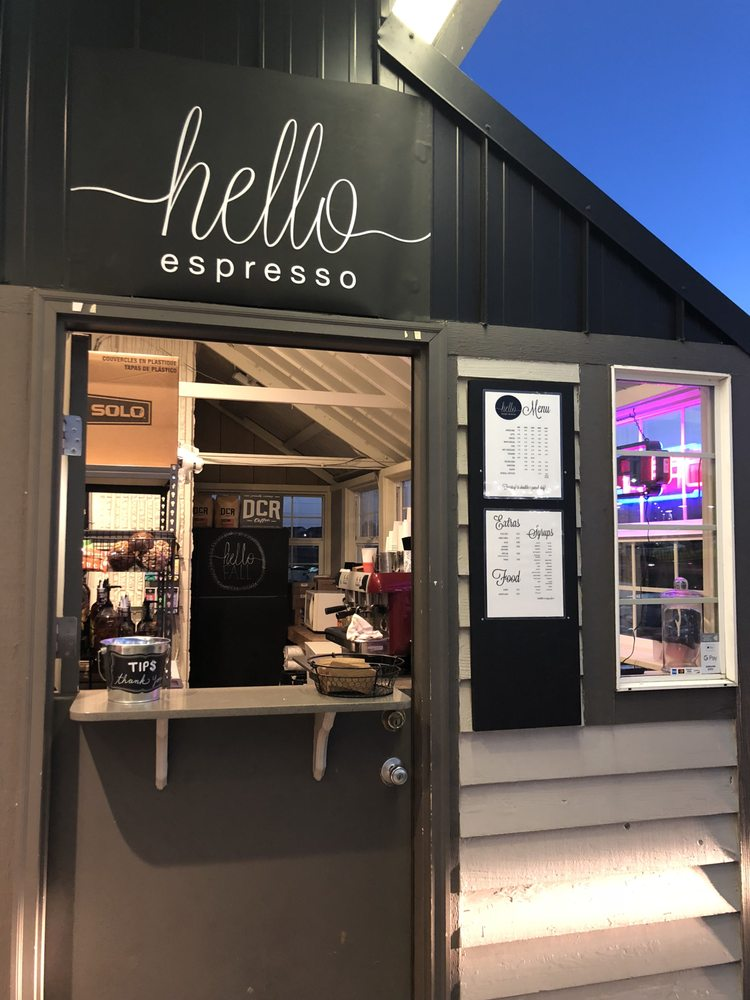 Hello Espresso: 4650 Werner Rd, Bremerton, WA