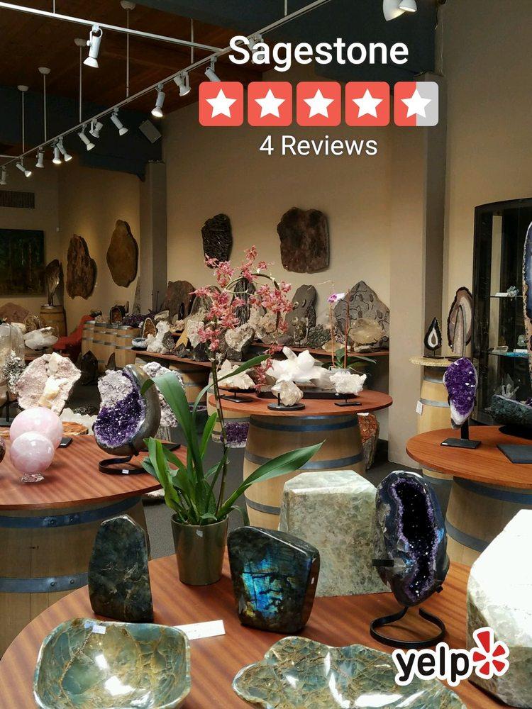 Sagestone: 112 N Main St, Sebastopol, CA