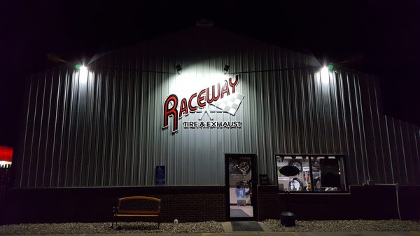 Raceway Tire Exhaust Get Quote Tires 209 S Lincoln St