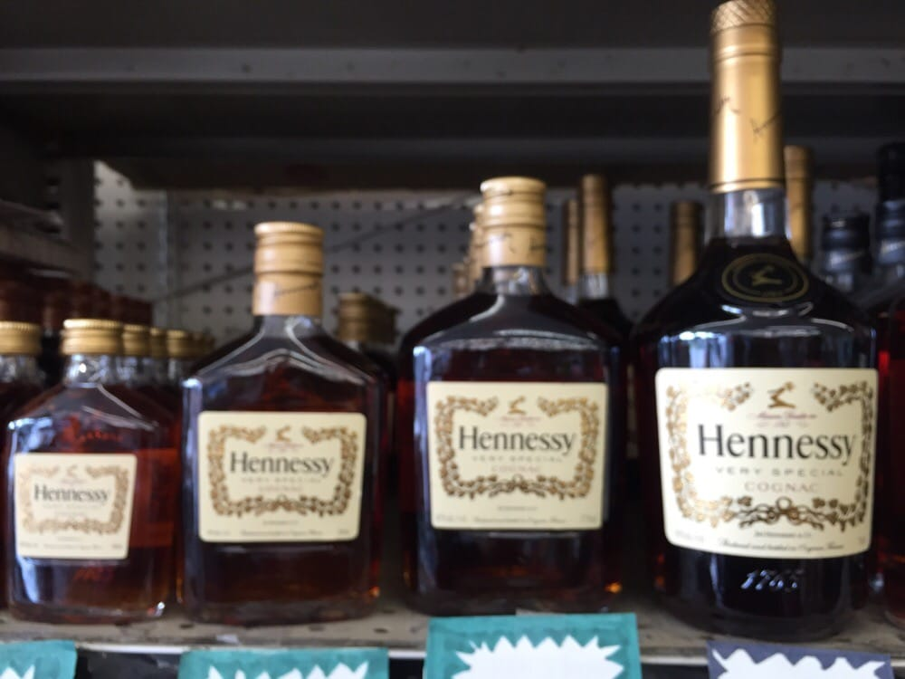 f51a55c49376 We have all sizes of Hennessy - Yelp
