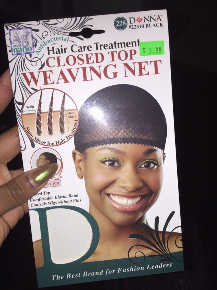 This Net Cap Is So Good For Your Hair When U Have A Full Head Weave