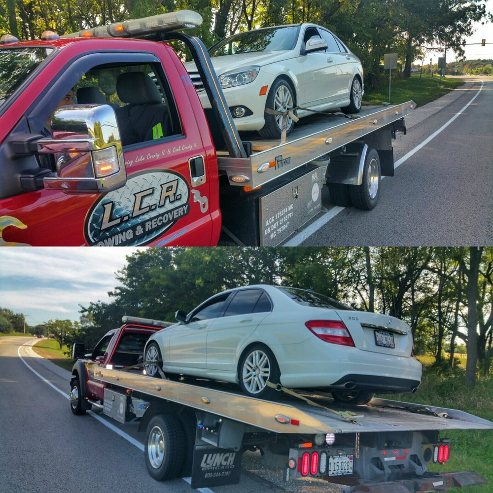Towing business in Round Lake, IL
