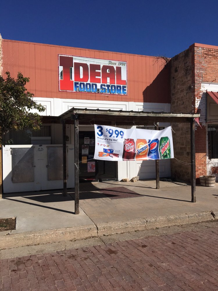Ideal Food Store: Miles, TX