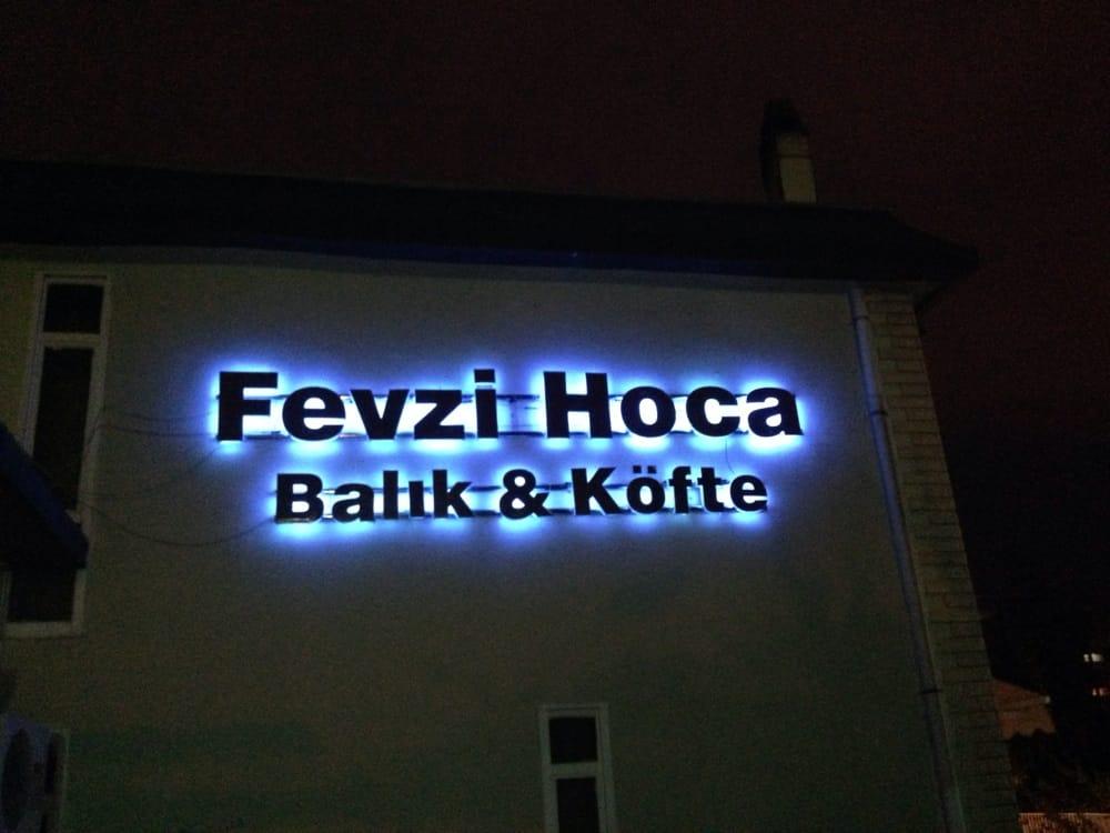 Fevzi Hoca Balık ve Köfte Restaurant: Orman Genel Müdürlüğü Lojmanı İçinde, Ankara, 06