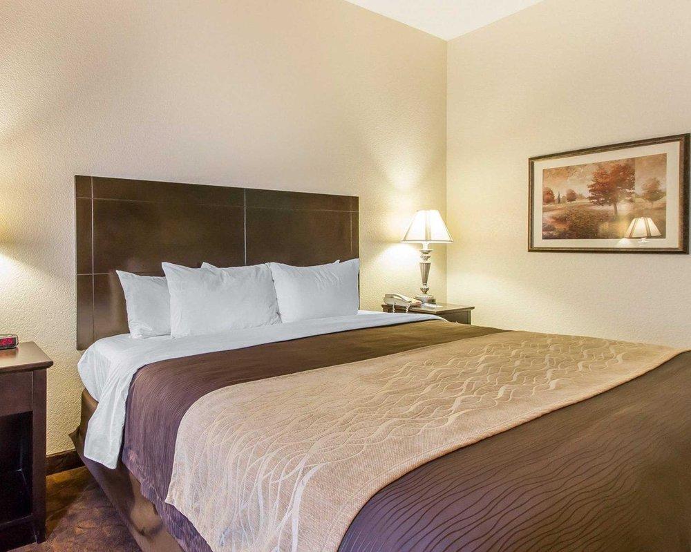 Comfort Inn & Suites Atoka: 1502 S Mississippi Ave, Atoka, OK