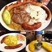 Antojitos Colombianos Restaurant San Diego Ca