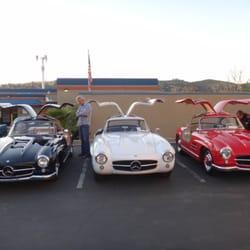 Family classic cars geschlossen 10 fotos for San juan capistrano mercedes benz