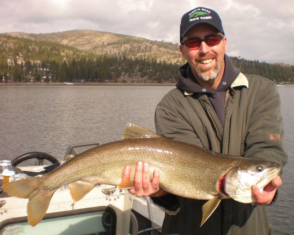 Shaun s guide service donner lake charters fishing for Donner lake fishing report