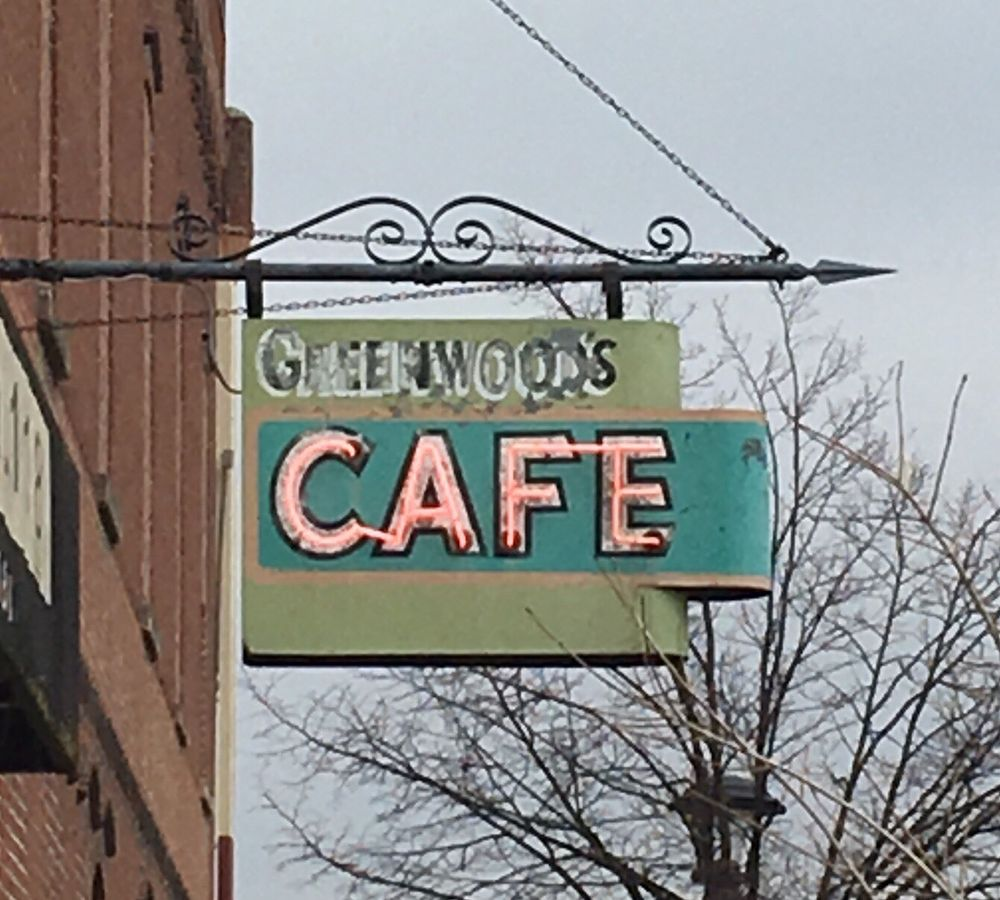 Greenwood's Cafe: 116 S Walnut St, Reedsburg, WI