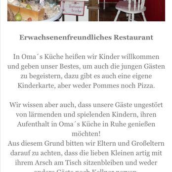 Oma'S Küche - 134 Fotos & 115 Beiträge - Deutsch - Proraer