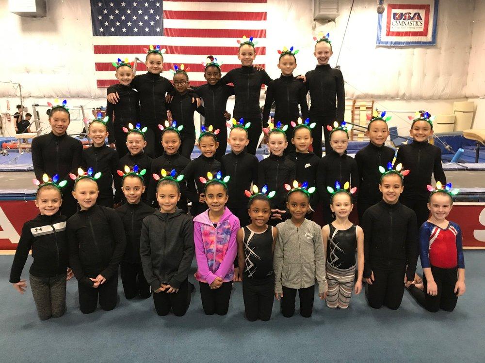 Cascade Elite Gymnastics