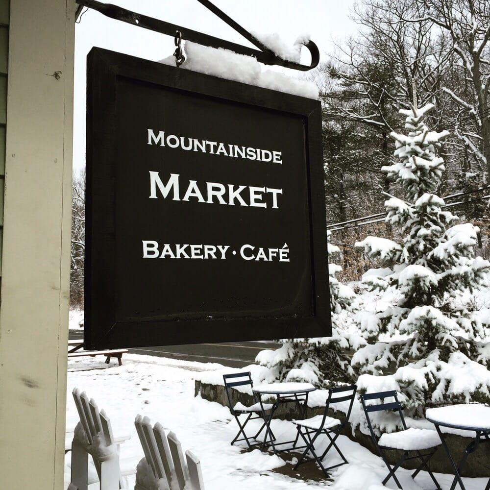Mountainside Cafe Princeton Ma