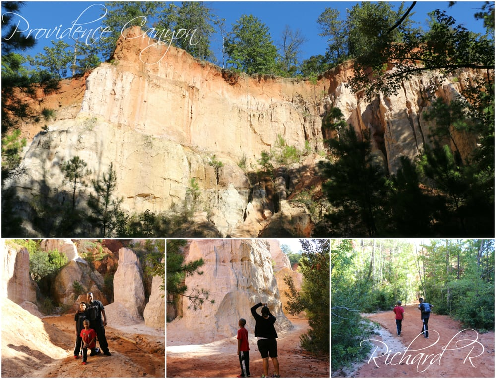 Providence Canyon State Park 118 Photos Parks