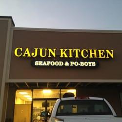 Cajun Kitchen Boutte Menu