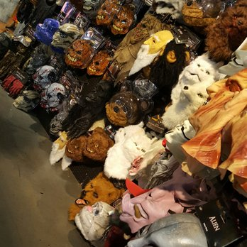 photo of spirit halloween sacramento ca united states the mask selection is - Spirit Halloween Store Sacramento
