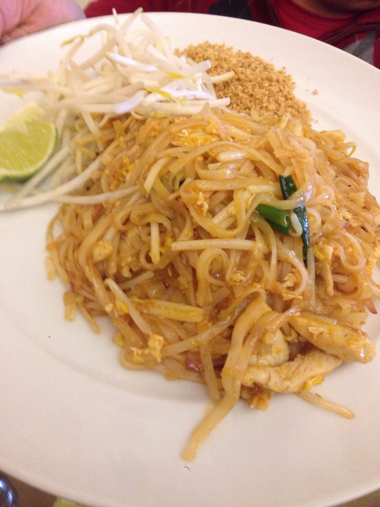 ... Thai Restaurant - Greenville, SC, United States. Classic pad thai