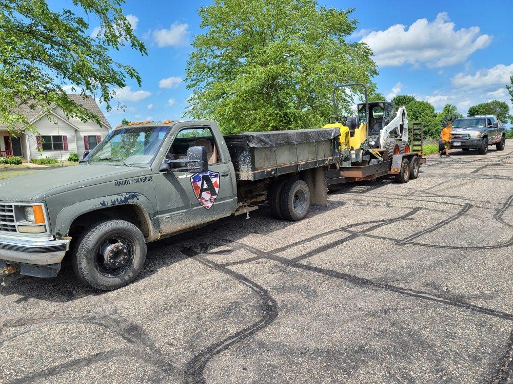 All American Asphalt Maintenance: 343 9th Ave SW, Arlington, MN