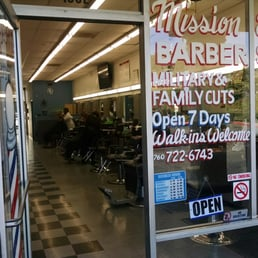 Foto zu Mission Square Barber Shop - Oceanside, CA, Vereinigte Staaten ...