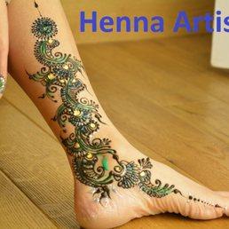 Henna Artisans 14 Photos Tattoo 1 Green Bank Woodside Park