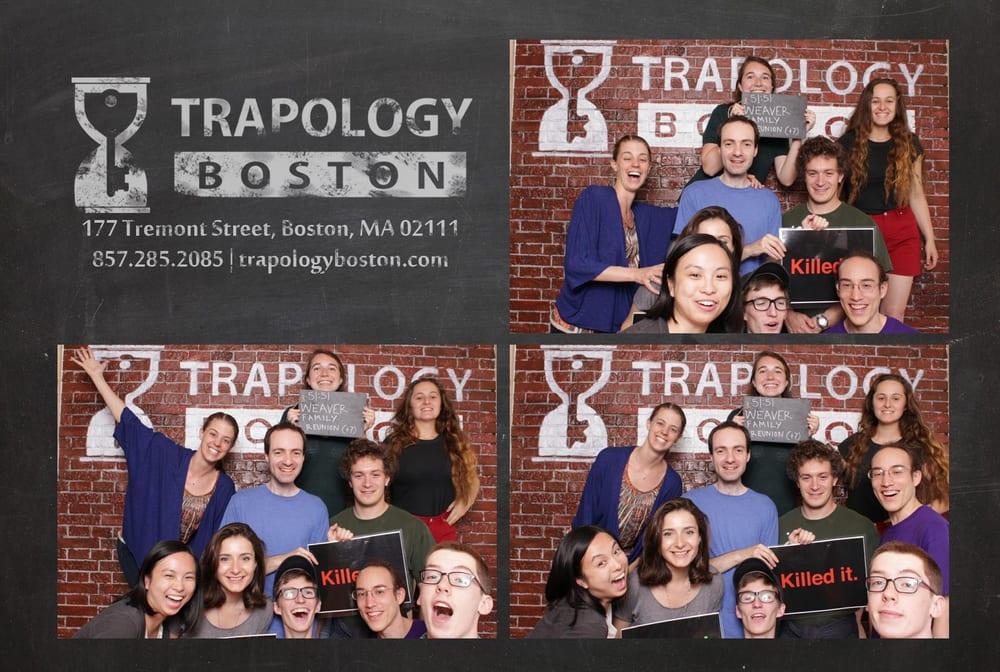 Trapology Boston: 177 Tremont St, Boston, MA