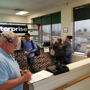 Enterprise Rent A Car South Orange Blossom Trail