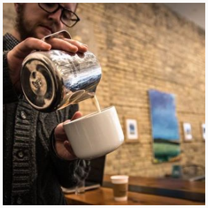 Thunder Coffee: Fargo, ND