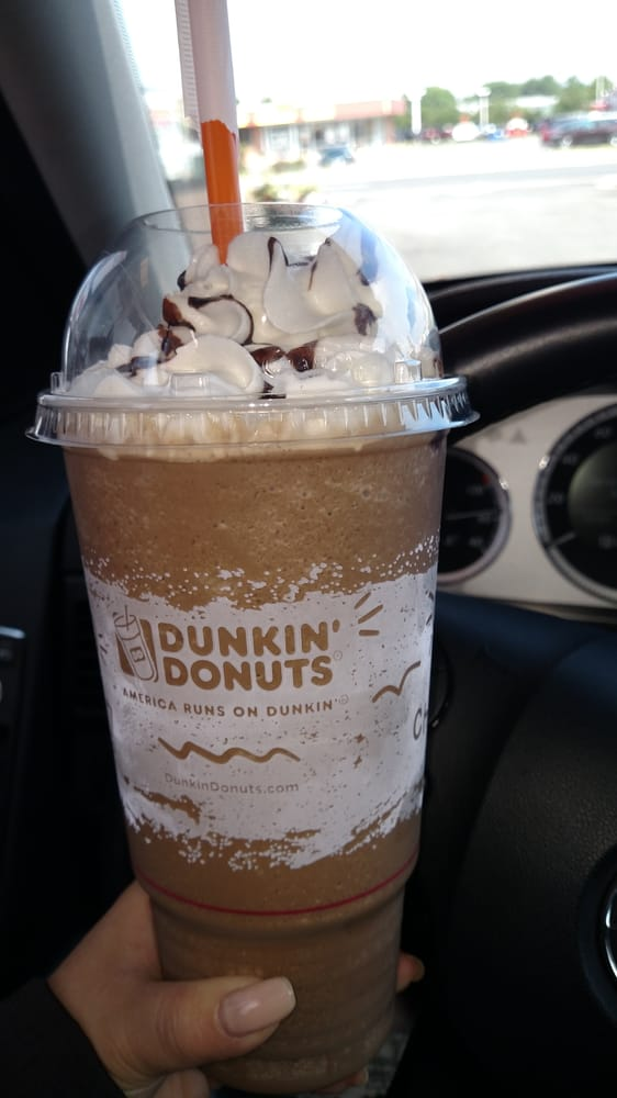 Large Frozen Mocha Coffee 800 Calories In A Cup Yelp