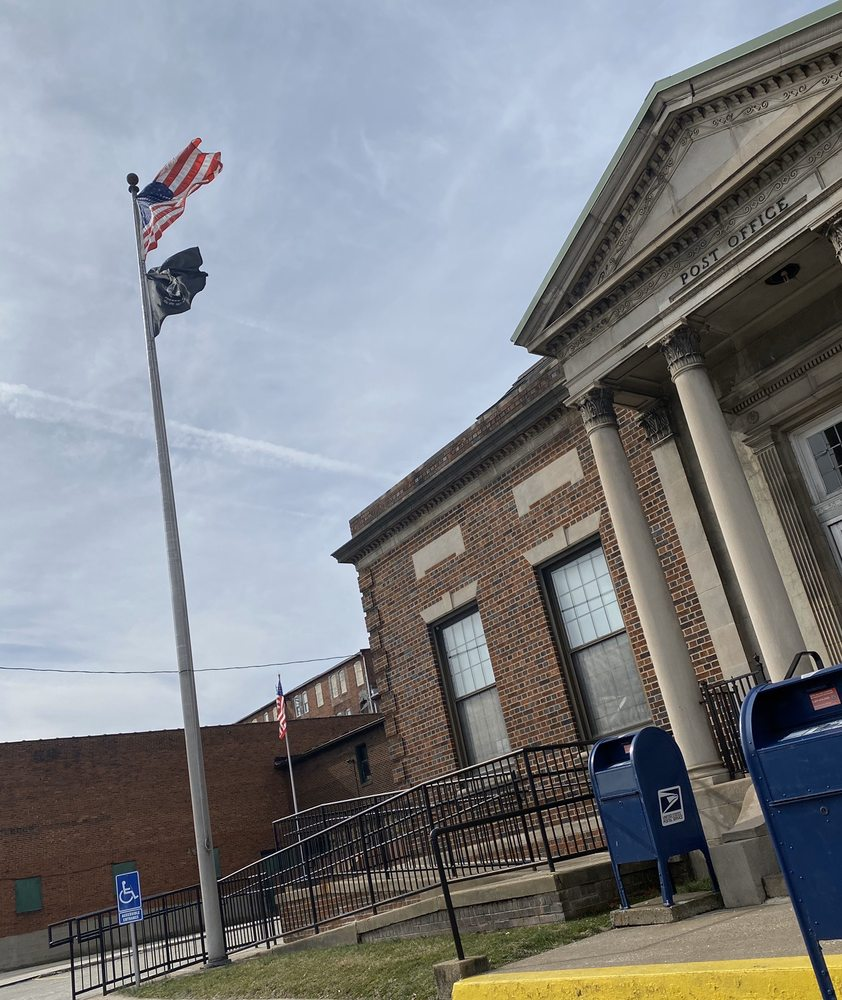 US Post Office: 599 Meldon Ave, Donora, PA