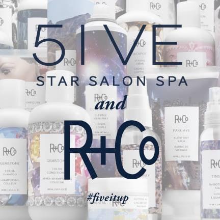 5IVE Star Salon Spa: 1020 Mound St, Davenport, IA