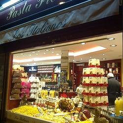 Los italianos eten carrer d 39 amig 38 sarri sant - Los italianos barcelona ...