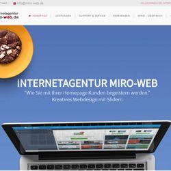 014b5c8dd09081 Internetagentur MiRo-web - Angebot anfragen - Webdesign - Hochhauser ...
