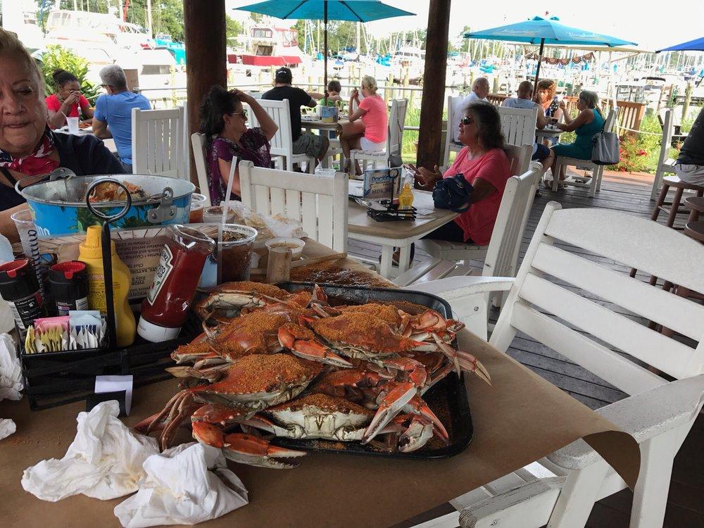 Dockside Resturant & Sports Bar: 421 Deale Rd, Tracys Landing, MD