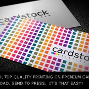 glossy matte photo of cardstock printing san diego ca united states glossy matte - Business Card Printing San Diego