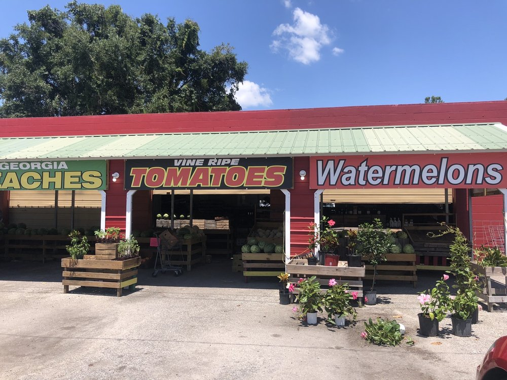 Fresh Produce: 1923 N Young Blvd, Chiefland, FL