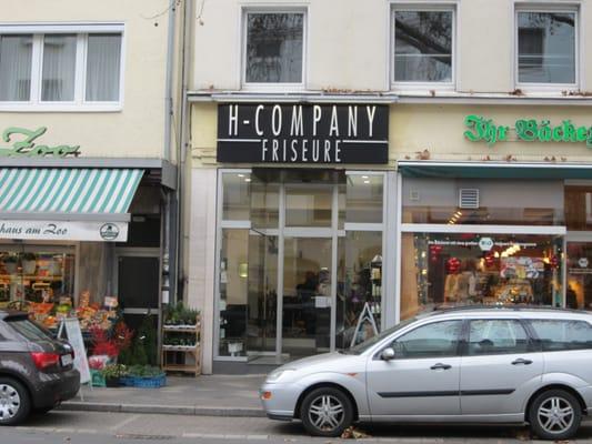 h-company friseure - friseur - rethelstr. 144, düsseltal, düsseldorf