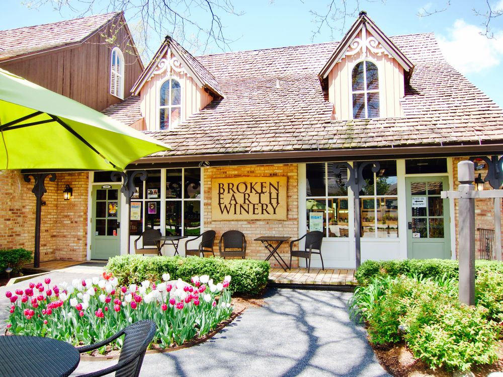 Broken Earth Winery: 219 Robert Parker Coffin Rd, Long Grove, IL