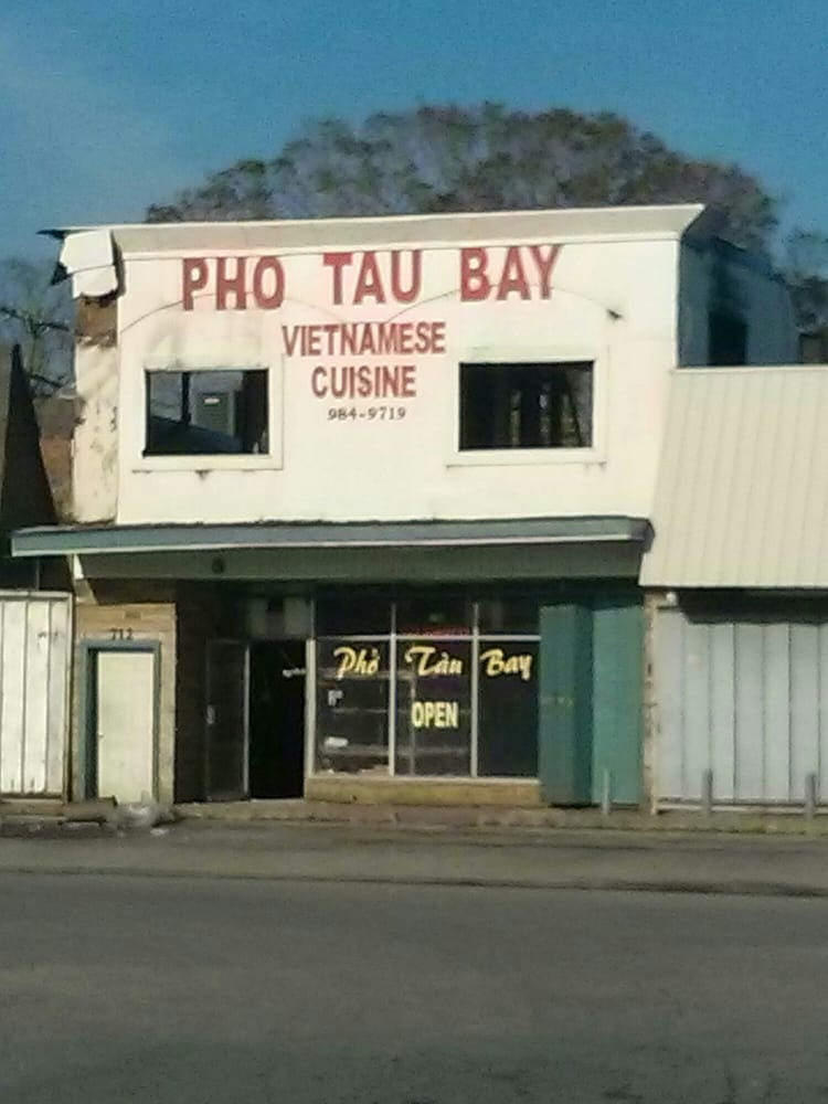 Pho Tau Bay Restaurant Port Arthur Tx