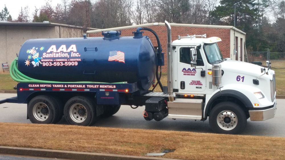 AAA Sanitation: 211 N Hill Ave, Tyler, TX