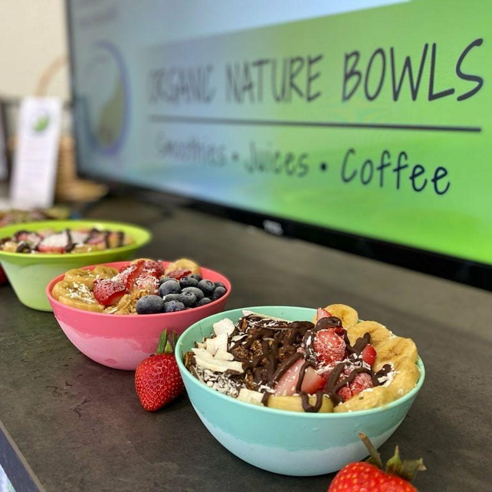 Organic Nature Bowls: 503 Marlboro Rd, Wood-Ridge, NJ