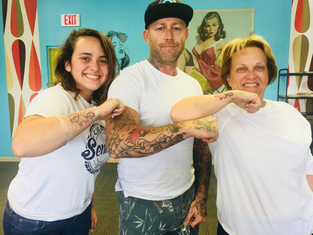 Electric Chair Tattoo: 701 A1a Beach Blvd, Saint Augustine, FL