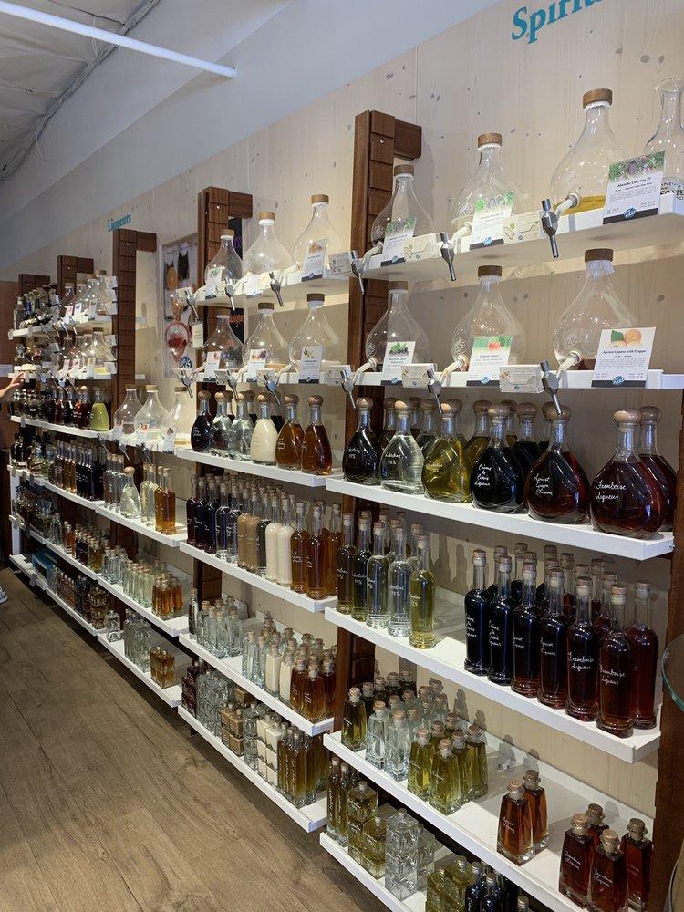 VOM FASS Oils Vinegars Spirits