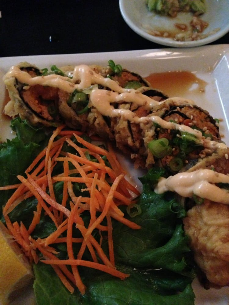 Ninja roll yelp for Asian cuisine fresno