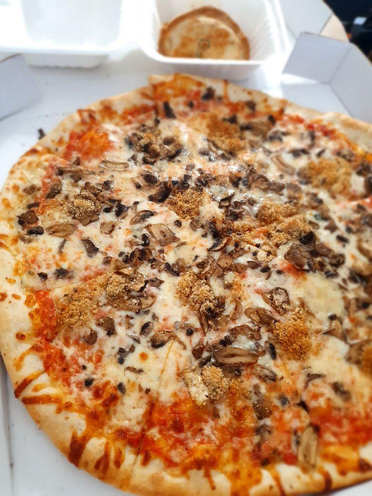 Manolo's Pizza & Empanadas: 1115 W Oregon St, Urbana, IL