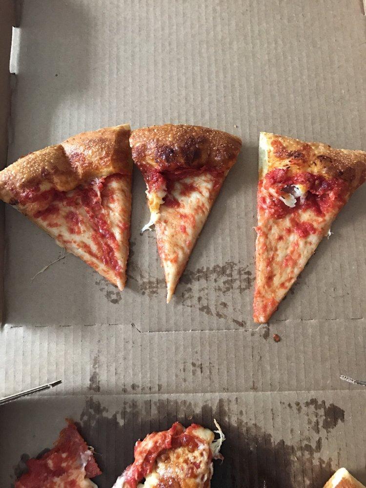 That Pizza Place: 171 W Washington St, Madison, GA