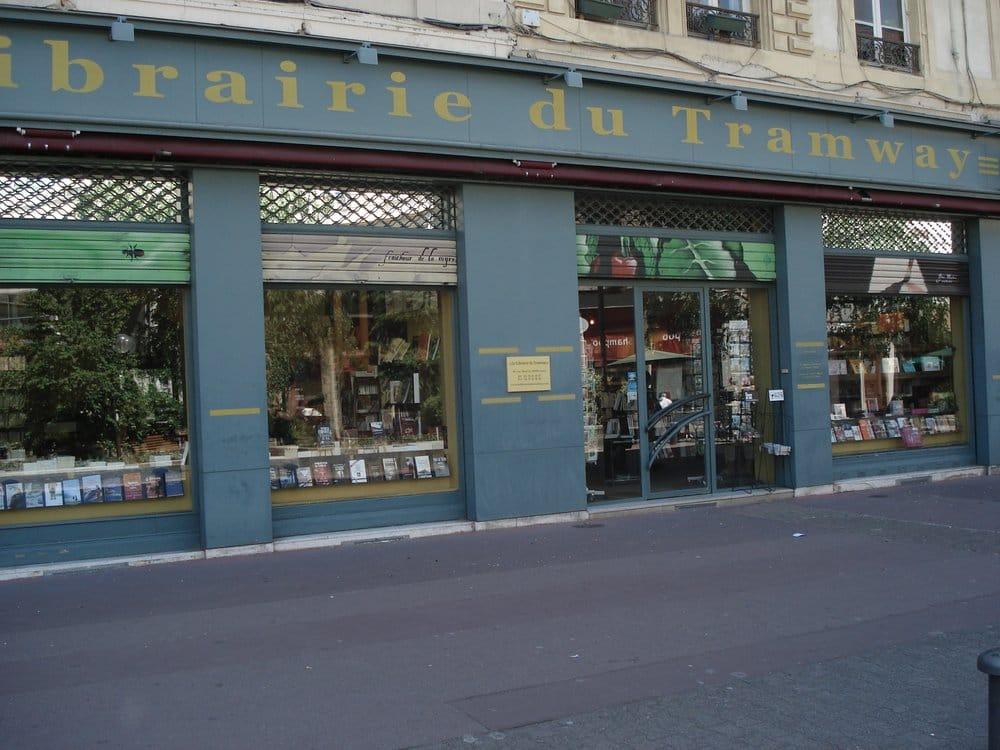 la librairie du tramway 12 18 92 rue moncey 3 me arrondissement. Black Bedroom Furniture Sets. Home Design Ideas