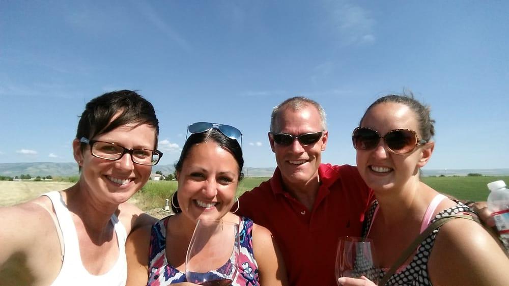 Walla Walla Wine Tour Drivers