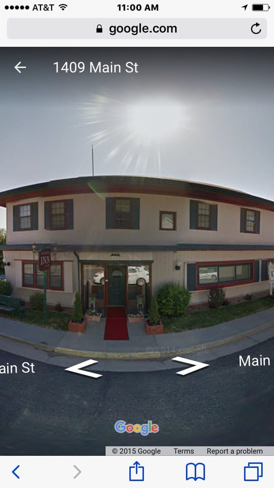 Strasburg Inn Hotel: 1406 Main St, Strasburg, CO