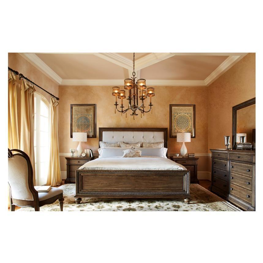 Renaissance Queen Bed El Dorado Furniture Yelp